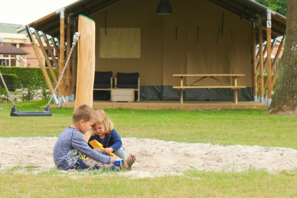 Recreatiepark de Leistert - Glamping in Limburg