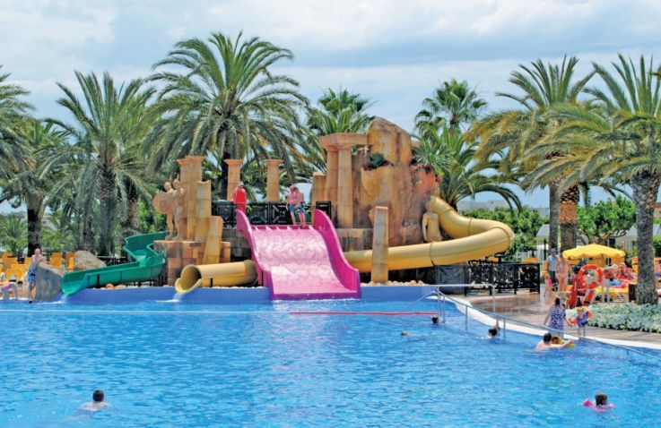 Camping Resort Sanguli Salou - Lodges Costa Dorada