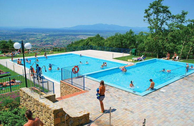 Camping Barco Reale - Stacaravan Toscane