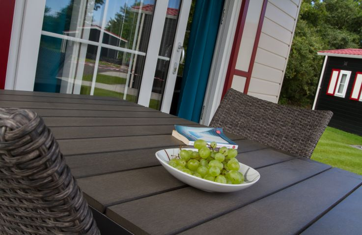 Nordsee Camp-Norddeich - Chalets in Oost-Friesland