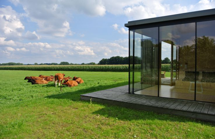 Drostes - Tiny houses in Twente