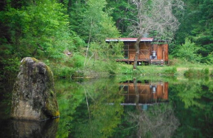 Covertcabin - Lodges in de Dordogne