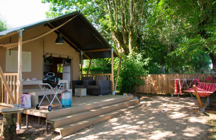 Camping Les Genêts - Glamping Aveyron
