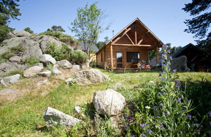 Huttopia Font-Romeu - Glamping Languedoc-Roussillon