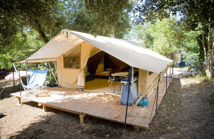 Huttopia Oleron les Pins - Glamping Nouvelle-Aquitaine