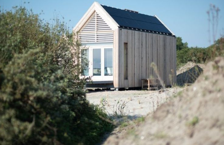 Qurios ECO Grevelingenstrand - Tiny houses in Zuid-Holland