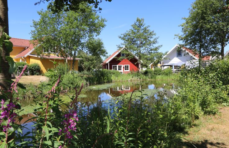 Camping Südsee-Camp - Luxe cottages in Nedersaksen