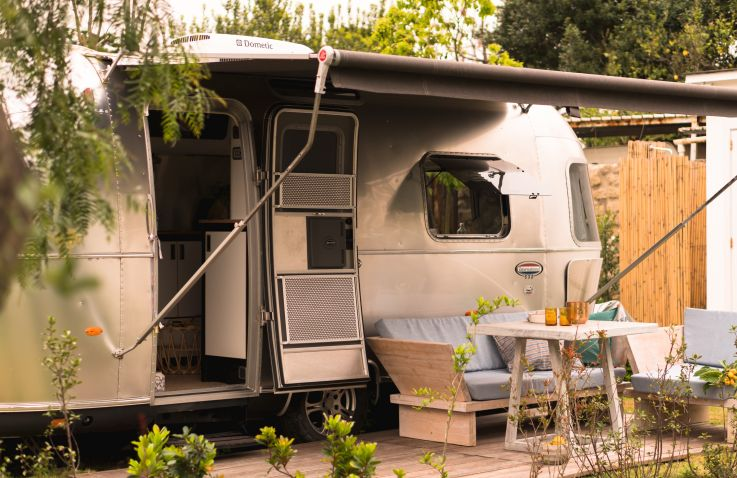 PROCIDA Camp & Resort - Luxe airstreams