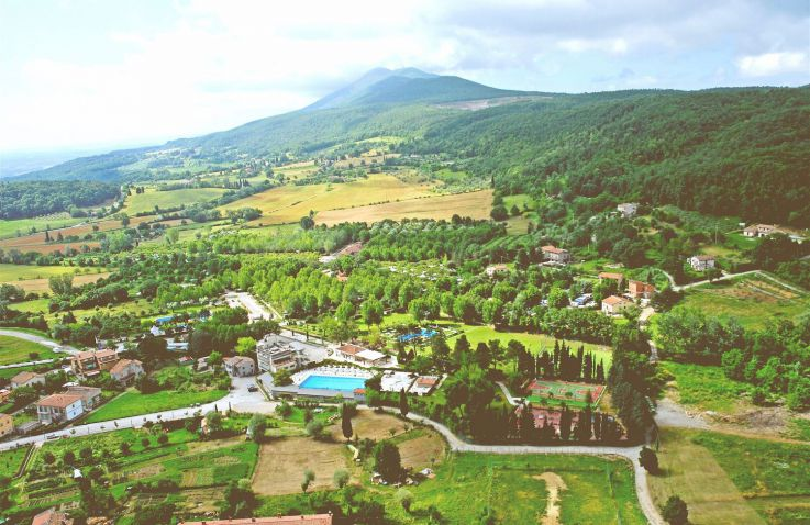 Camping parco delle piscine glamping toscane itali for Camping parco delle piscine zoover
