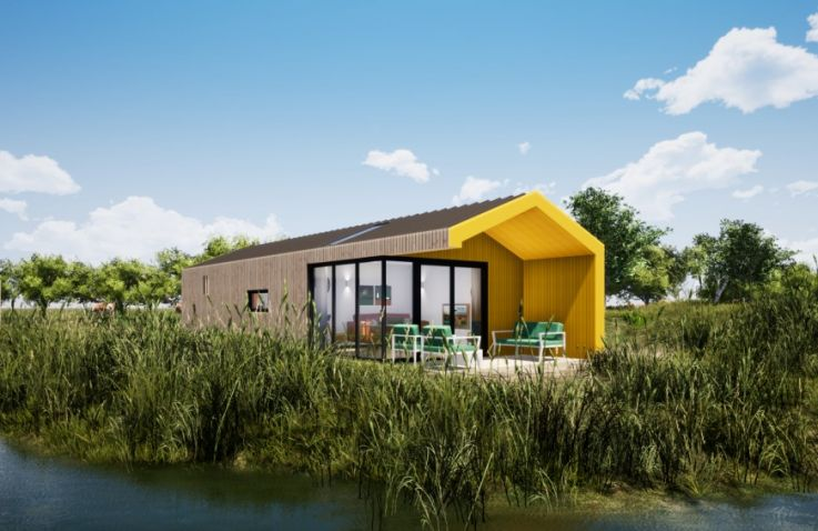 Qurios Callantsoog - Lodges Noord-Holland