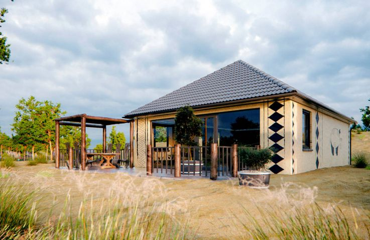 Lodge Safari Resort Beekse Bergen - Noord-Brabant