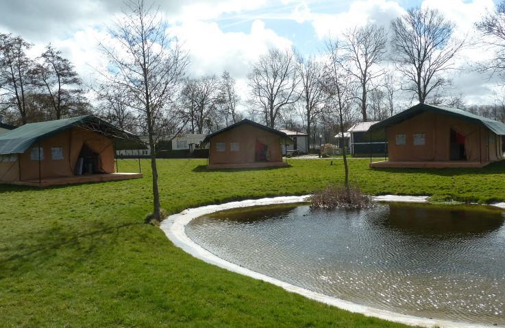 Glamping - Chaletpark Holiday